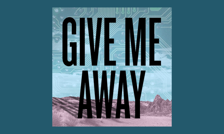 Blog Post Featured Image - Sci-Fi Audio Drama Give Me Away Challenges Humanity's Best Intentions with Alien Refugees