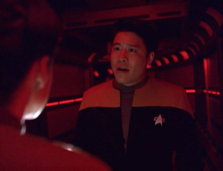 "Star Trek: Voyager ""The Haunting of Deck 12"""