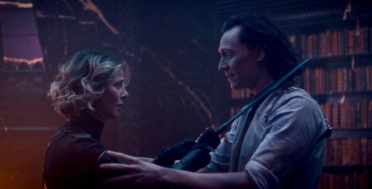 Loki, season one, episode six, For All Time. Always.