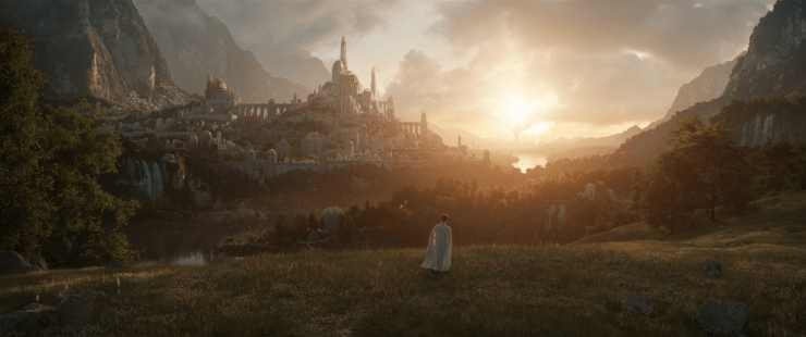 Blog Post Featured Image - Amazon's Lord of the Rings Series Will Debut in September 2022