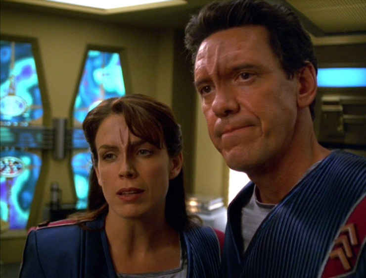 "Star Trek: Voyager ""Body and Soul"""