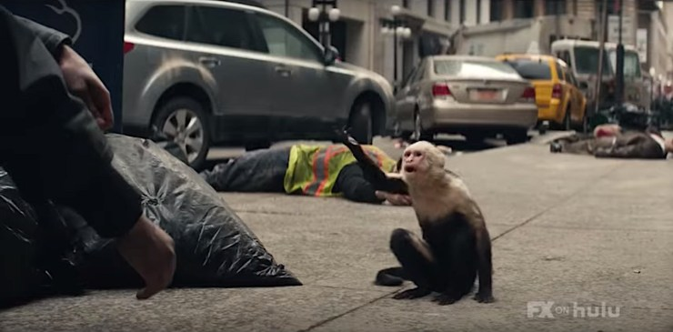 Blog Post Featured Image - The First Trailer for Y: The Last Man Is Here!
