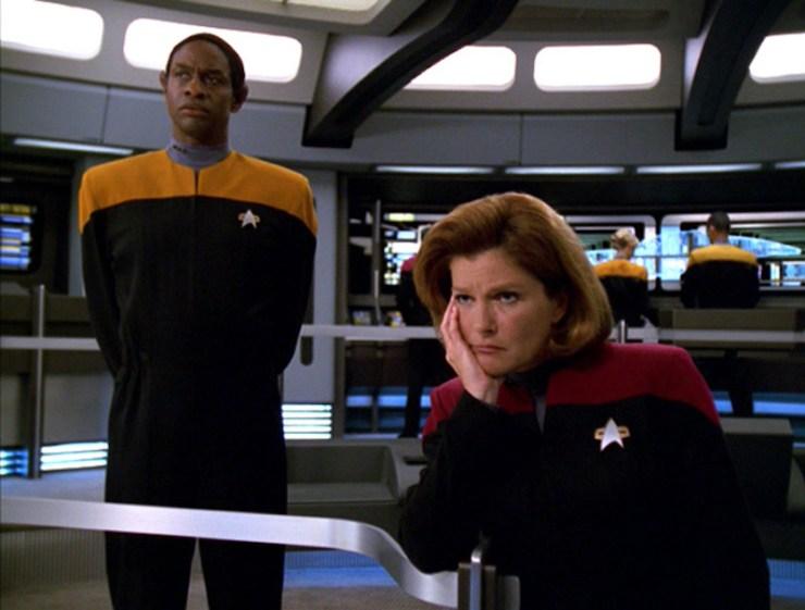 "Star Trek: Voyager ""Critical Care"""
