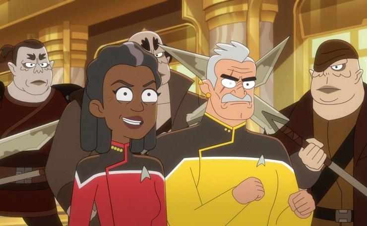 "Star Trek: Lower Decks ""The Spy Humongous"""