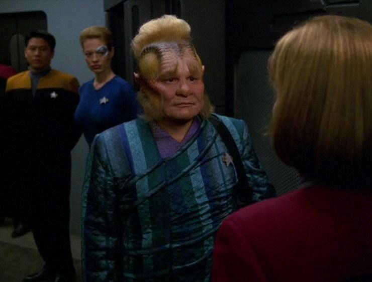 "Star Trek: Voyager ""Homestead"""