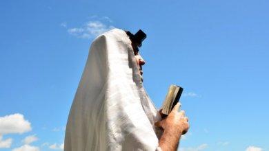 Photo de Hanoucca: Parler à Hachem