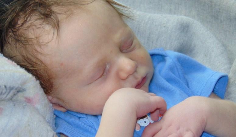 Caleb's birth story