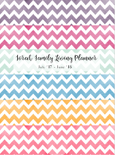 Torah Family Living printable planner