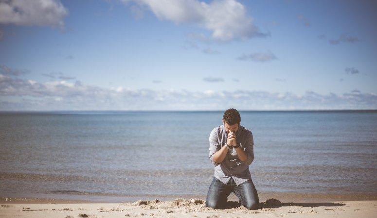 Praying long term