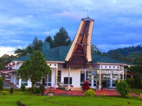 Toraja Airport Pongtiku
