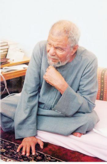 بالصور قصة ضريح الشيخ الشعراوى فى مسقط رأسه بالدقهلية زواره