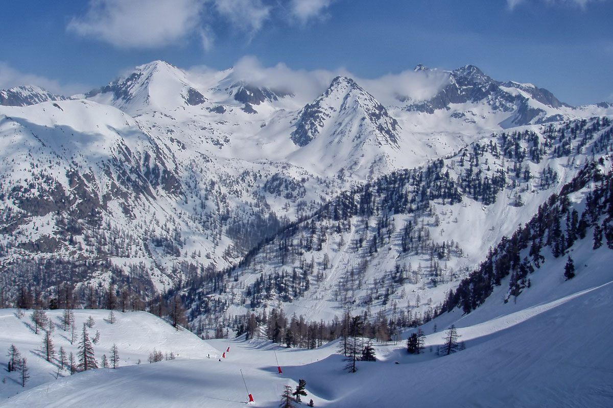 <h6>[Isola] (Alpes-Maritimes). 2007.</h6>