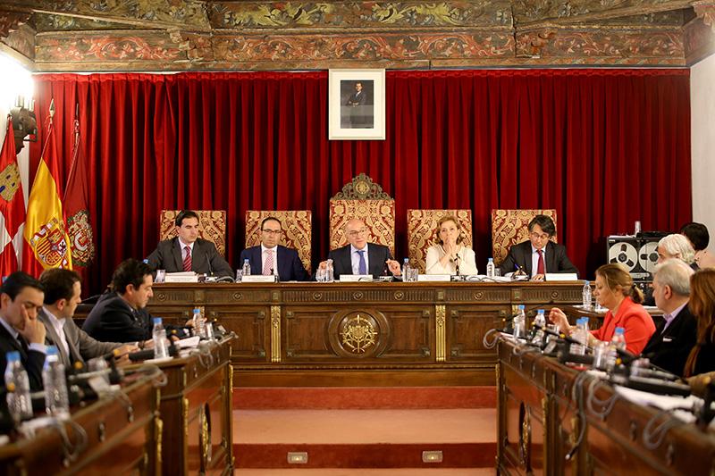 La Diputación de Valladolid aprueba por unanimidad ampliar la comisión de investigación a todo el proyecto de Meseta-Ski