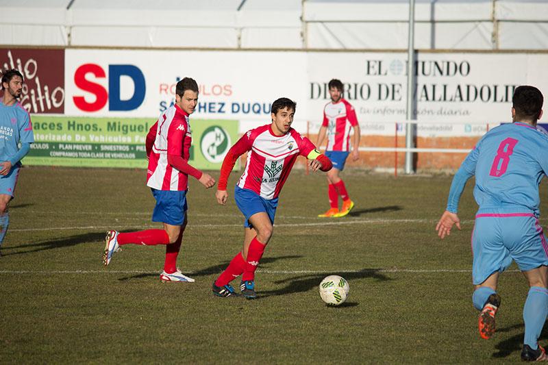 Las cábalas del Atlético Tordesillas para evitar el descenso