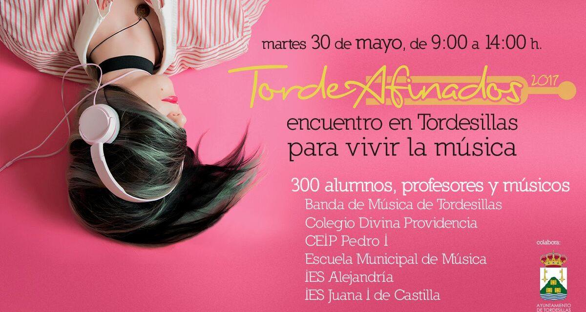 """300 alumnos, profesores y músicos se dan cita en """"TordeAfinados"""""""