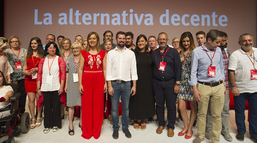 González Poncela entra en la nueva Ejecutiva regional del PSOE
