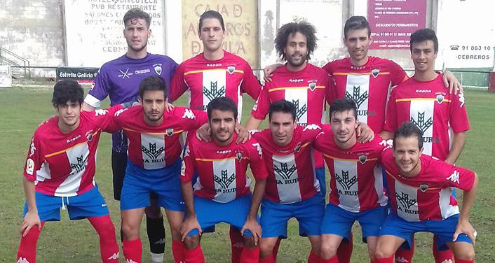 Punto al esfuerzo del Atlético Tordesillas ante la Cebrereña
