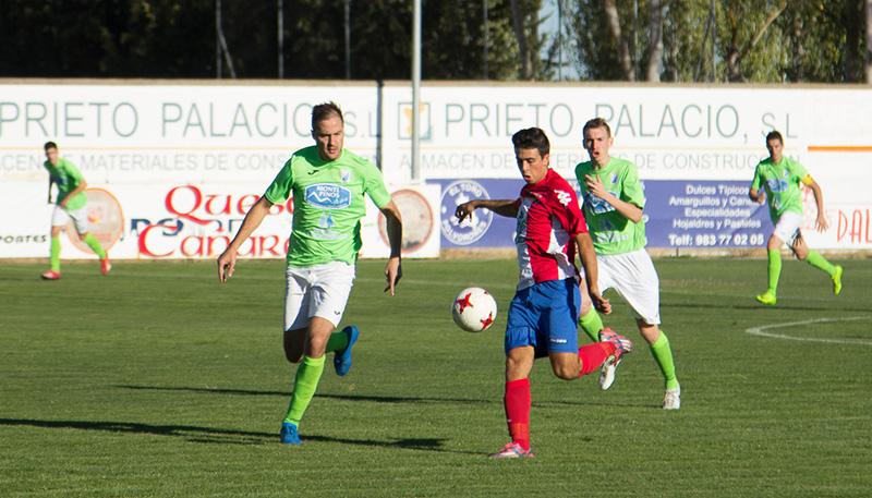 El Atlético Tordesillas recibe al Real Burgos por primera vez en Tercera