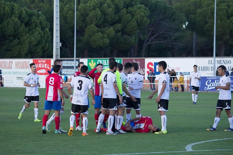 El Atlético Tordesillas da la cara ante un Salmantino al que le tocó remontar