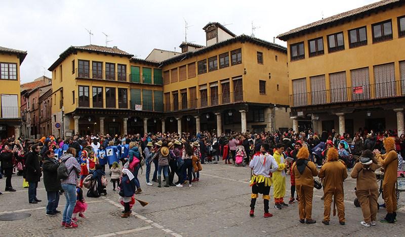 Tordesillas presenta su programación para Carnaval