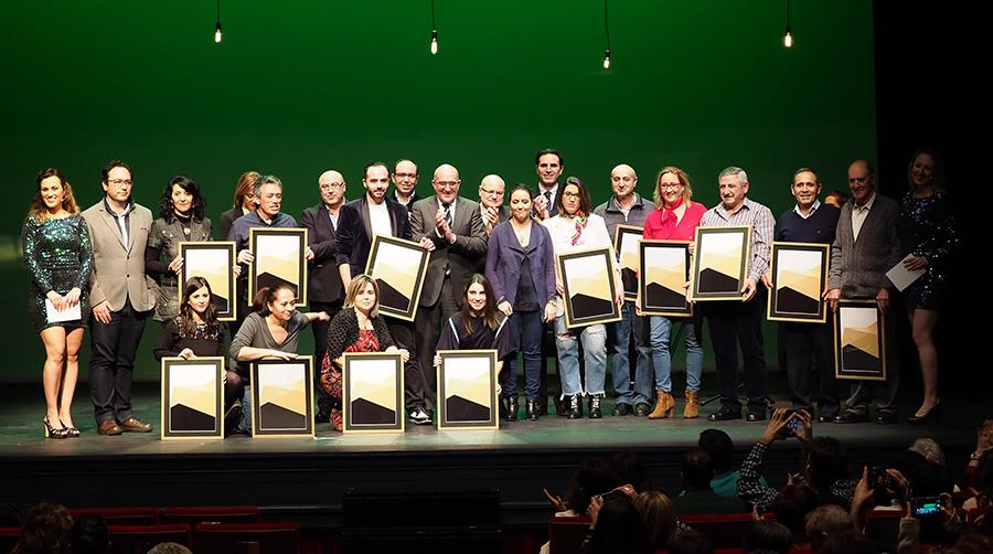 Teatro Pandora recibe el tercer premio de la XXXIV Muestra de Teatro Provincia de Valladolid