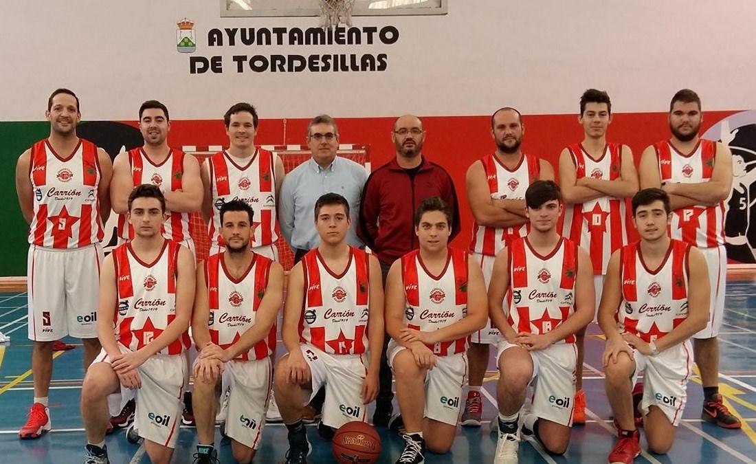 El Baloncesto Tordesillas cierra una primera fase de 10