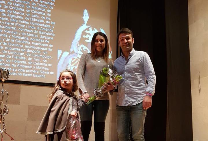 """Miriam Morais dará vida a Juana I de Castilla en el """"Día de la Reina"""""""