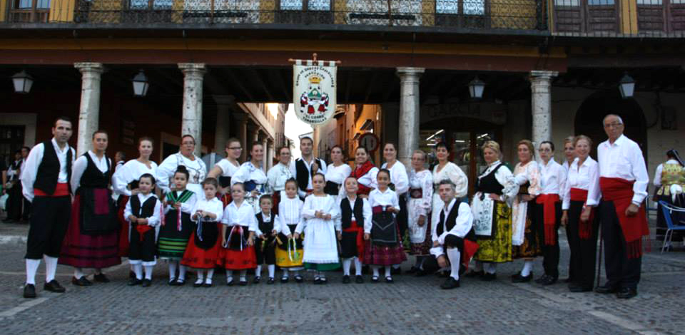 Tordesillas celebra este sábado su V Festival Infantil Provincial de danza regional