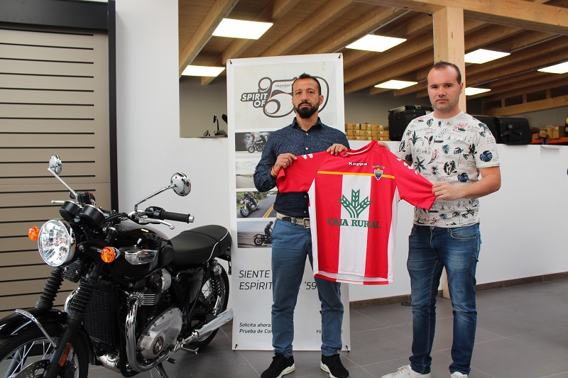 Santi Sedano renueva con el Atlético Tordesillas una temporada