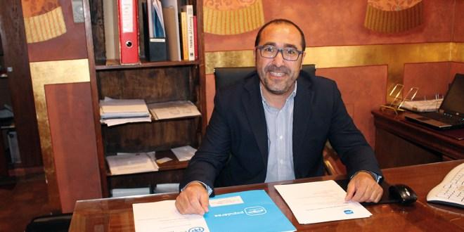 Oliveira allana su camino como candidato del PP en Tordesillas