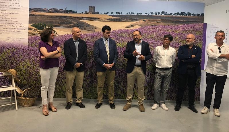 El Grupo de Acción Local Zona Centro Valladolid,  inaugura el Centro de Interpretación de la Lavanda
