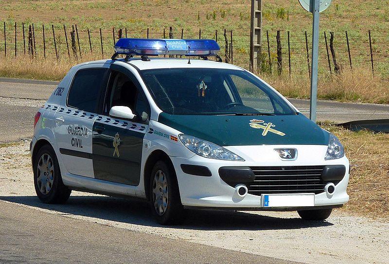 La Guardia Civil detiene a tres personas el fin de semana por varios delitos contra el Patrimonio