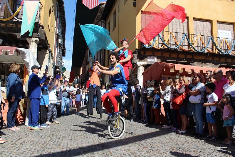 """Tordesillas """"viaja"""" este fin de semana al medievo con el objetivo de superar los 30.000 visitantes"""