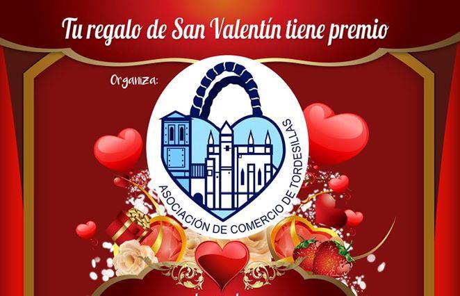 Comercio Local Tordesillas regala una cena y una estancia con motivo de San Valentín