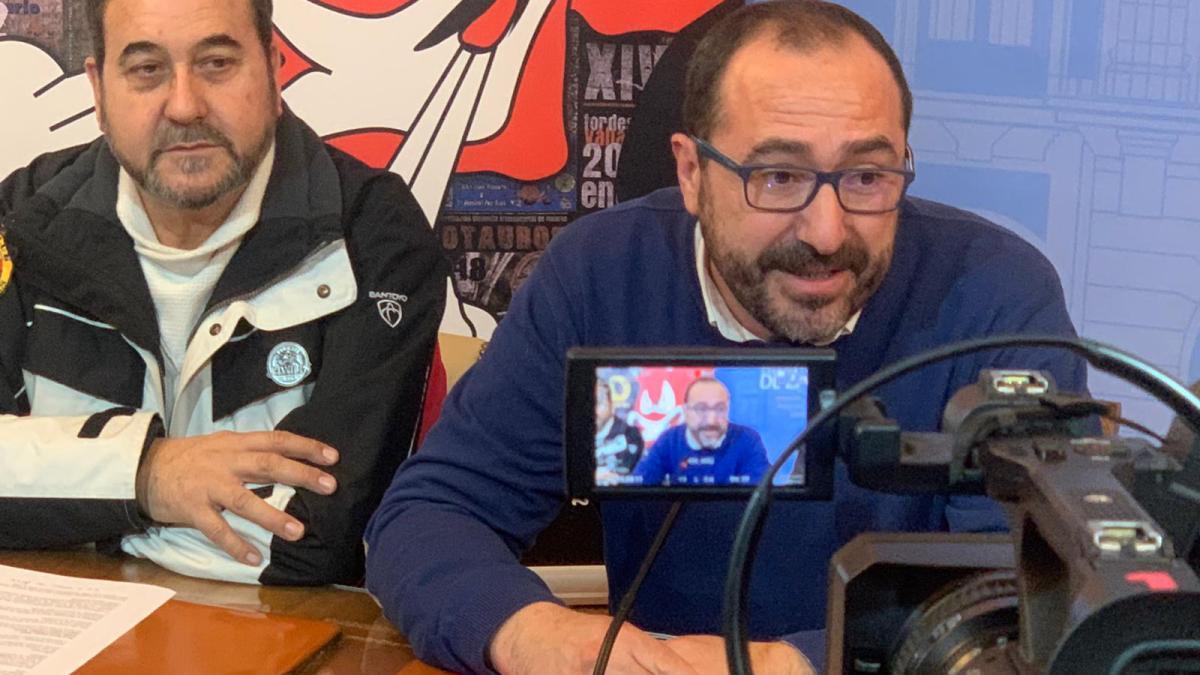 """Oliveira destaca el impacto """"económico"""" que supone Motauros y reclama más apoyo institucional"""