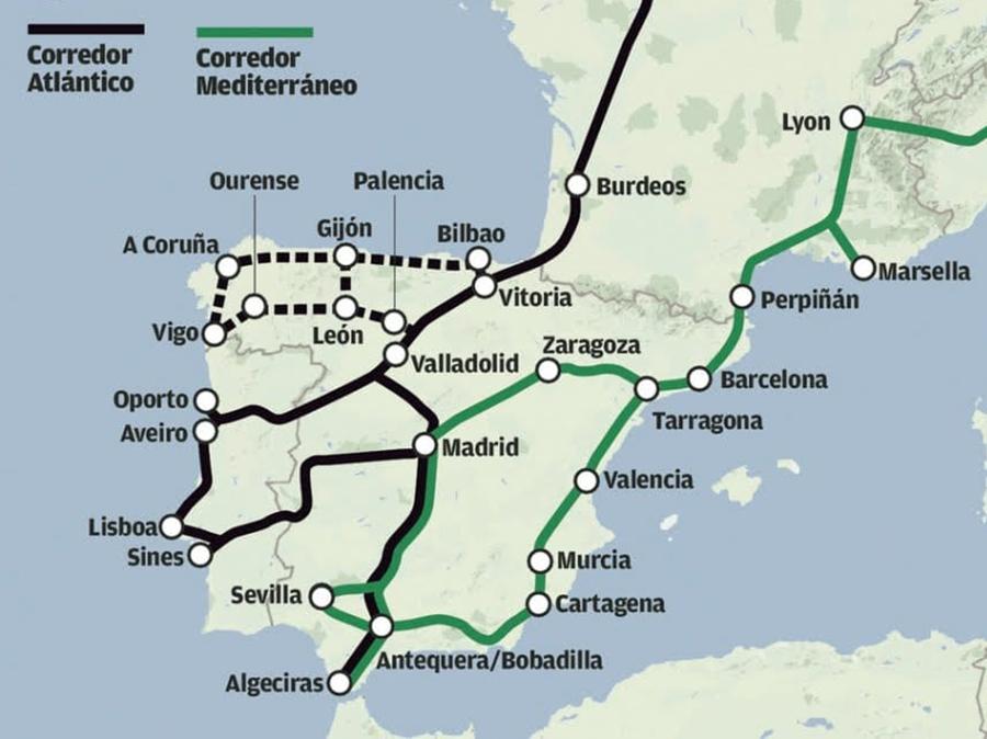 Tordesillas intentará poner en valor su polígono con la inclusión de Medina en el Corredor del Atlántico