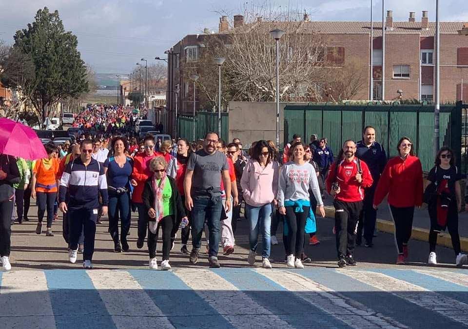 La marcha Contra el Cáncer del Divina Providencia recauda 5.100 euros