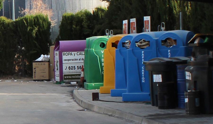 El Ayuntamiento buscará ampliar la frecuencia y las rutas de la recogida selectiva de residuos