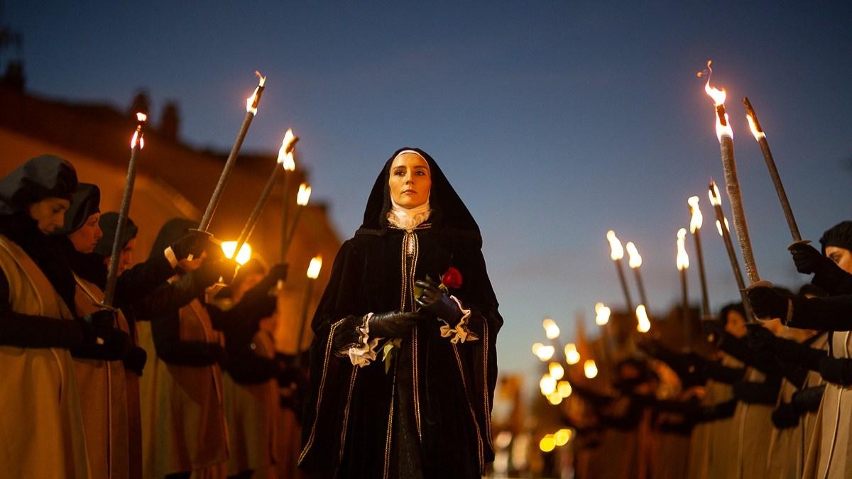 Tordesillas se sumerge en el siglo XVI gracias a la llegada de la reina Juana I de Castilla