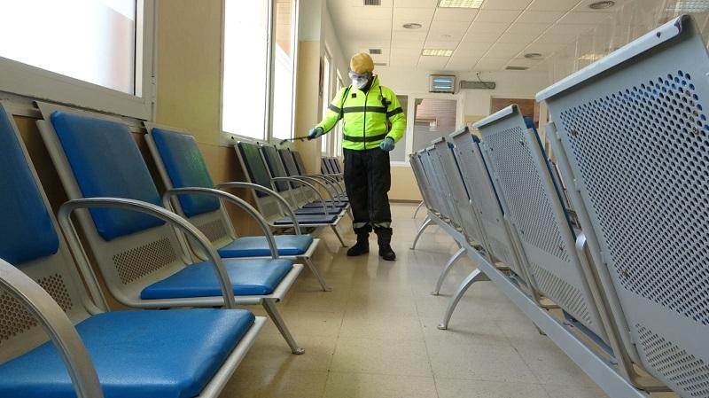 La Junta cifra en setenta y cinco los afectados por COVID-19 en el área de salud de Tordesillas