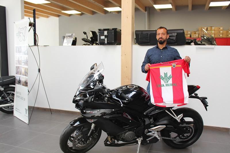 El Atlético Tordesillas no contará con Santi Sedano para la próxima temporada