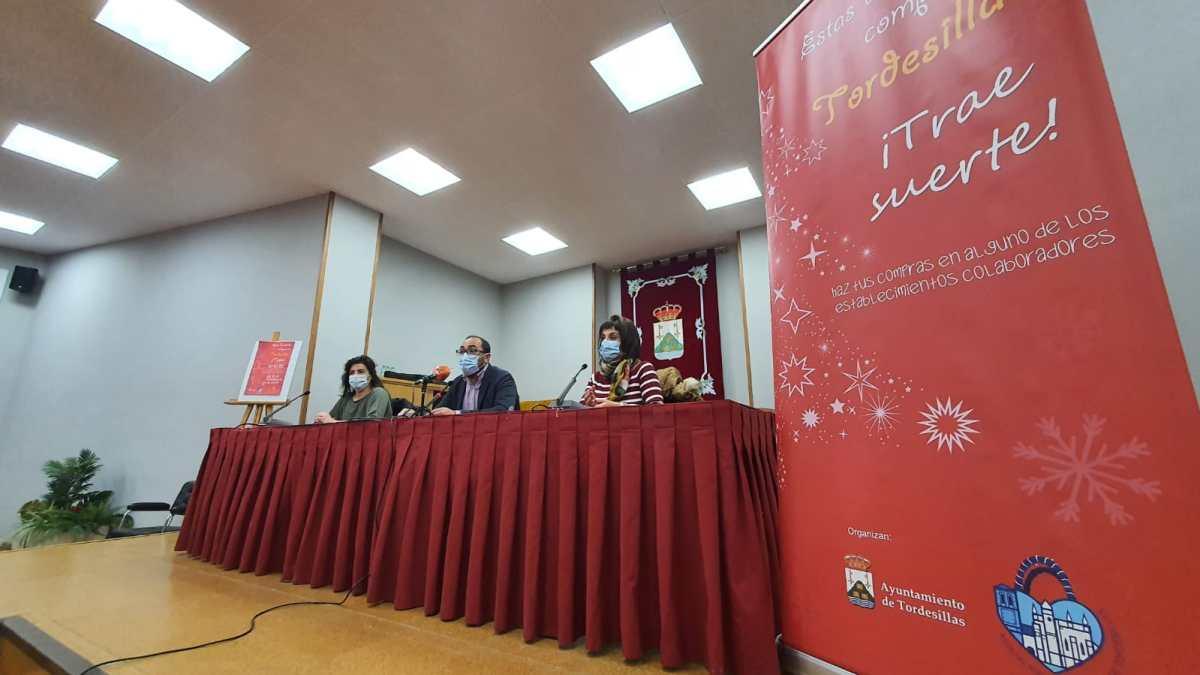 Tordesillas repartirá 1.500 euros para impulsar las compras en la localidad