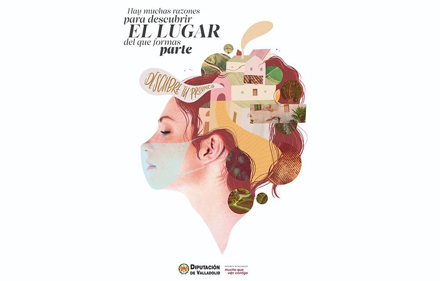 La Diputación lanza la campaña 'El lugar del que formas parte' para subrayar los activos de la provincia
