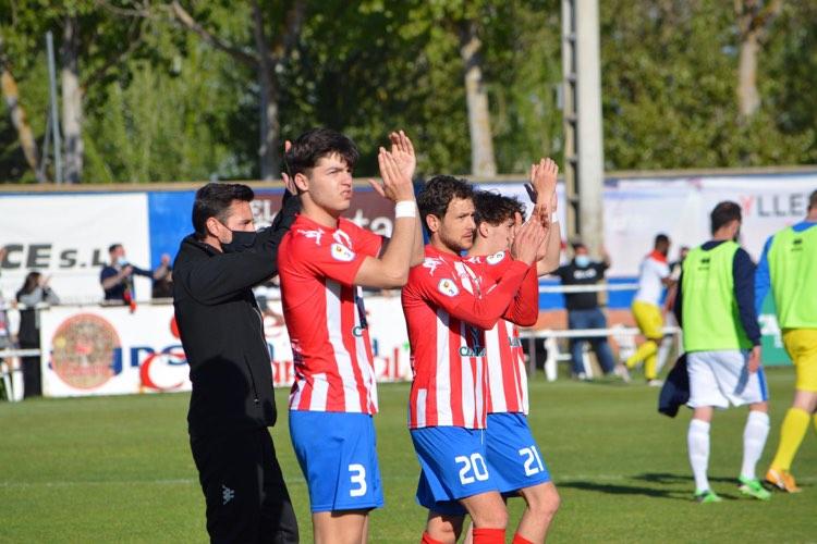 Despedida con derrota del Atlético Tordesillas