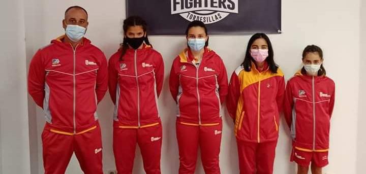 El Club Fighters Tordesillas suma 4 medallas en el Campeonato de España de Kickboxing