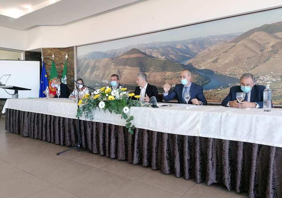 Tordesillas participa en el Consejo General de la Asociación Ibérica de Municipios Ribereños del Duero