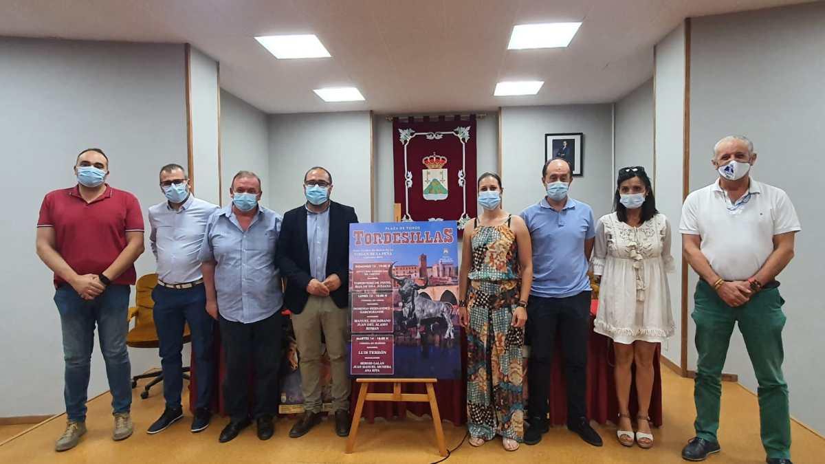Tordesillas presenta un cartel de primer nivel para su feria de Septiembre