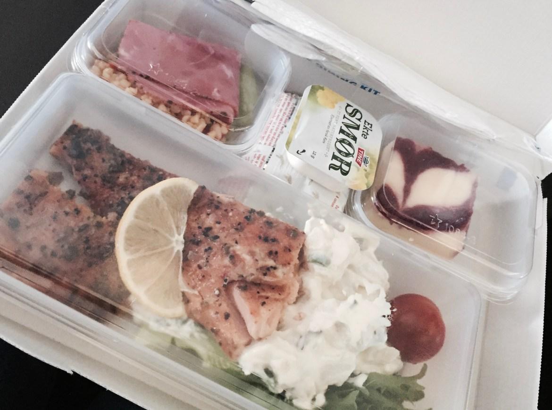 SAS Charter mat ombord