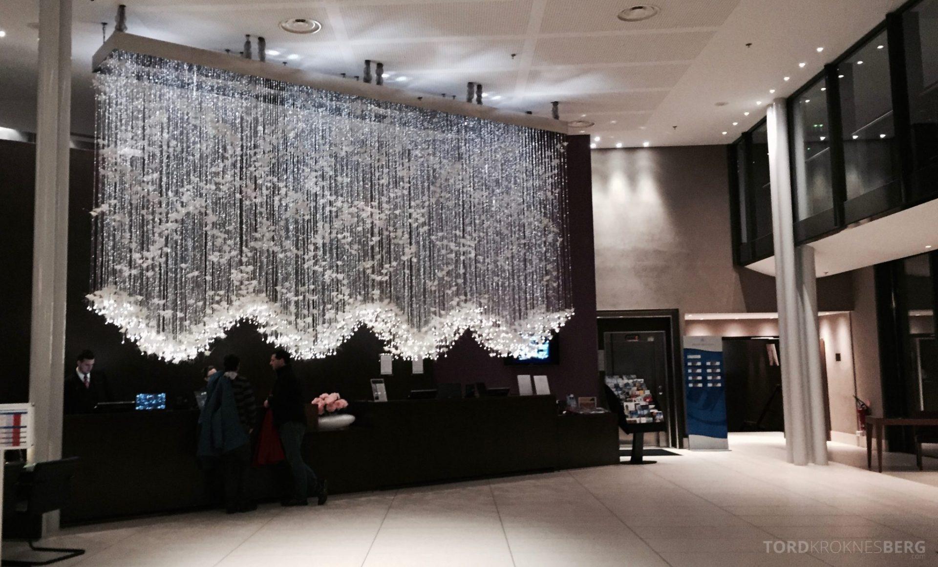 Hilton Évian-Les-Bains lobby