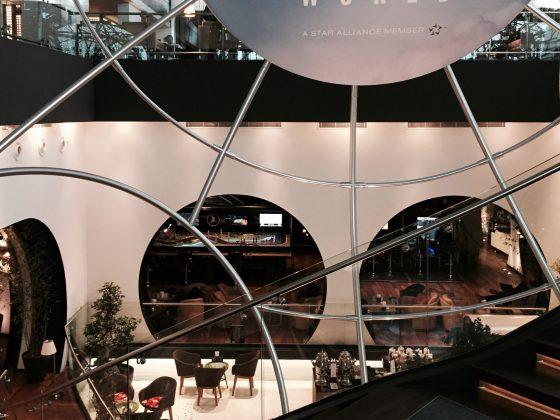 Turkish Airlines Istanbul Ataturk Lounge oversikt